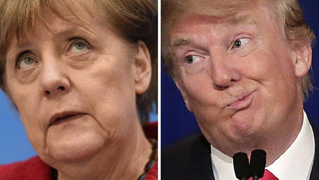 Niemcy oburzone atakami Donalda Trumpa