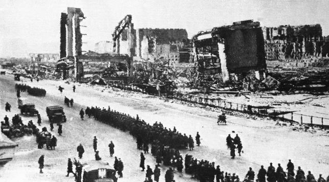 72 lata temu Armia Czerwona wkroczyła do Warszawy