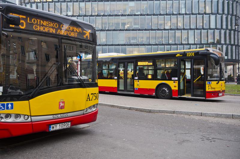 Warszawa: Jutro bezpłatne przejazdy komunikacją miejską