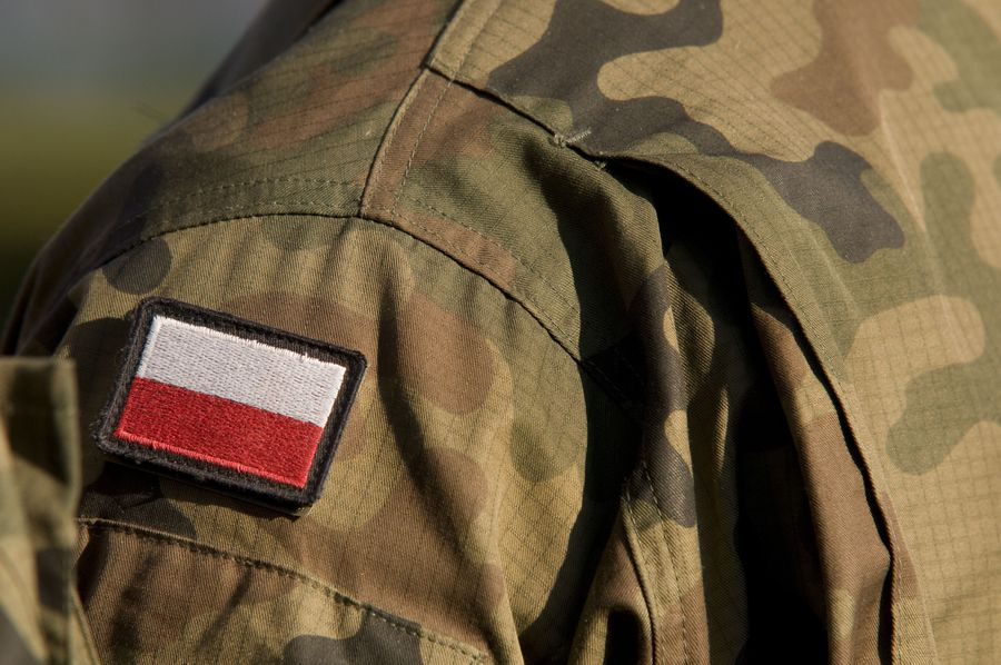 Wiceszef MON M.Dworczyk: wojsko pomaga w akcji przeciwpowodziowej w Darłowie