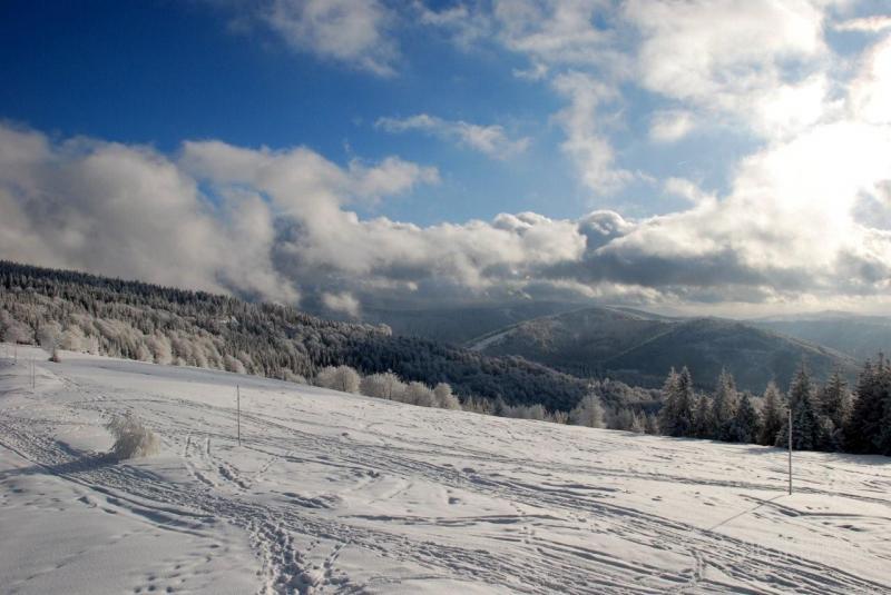 Coraz lepsze warunki w górach