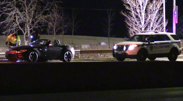 Kradzież luksusowych samochodów w Evanston