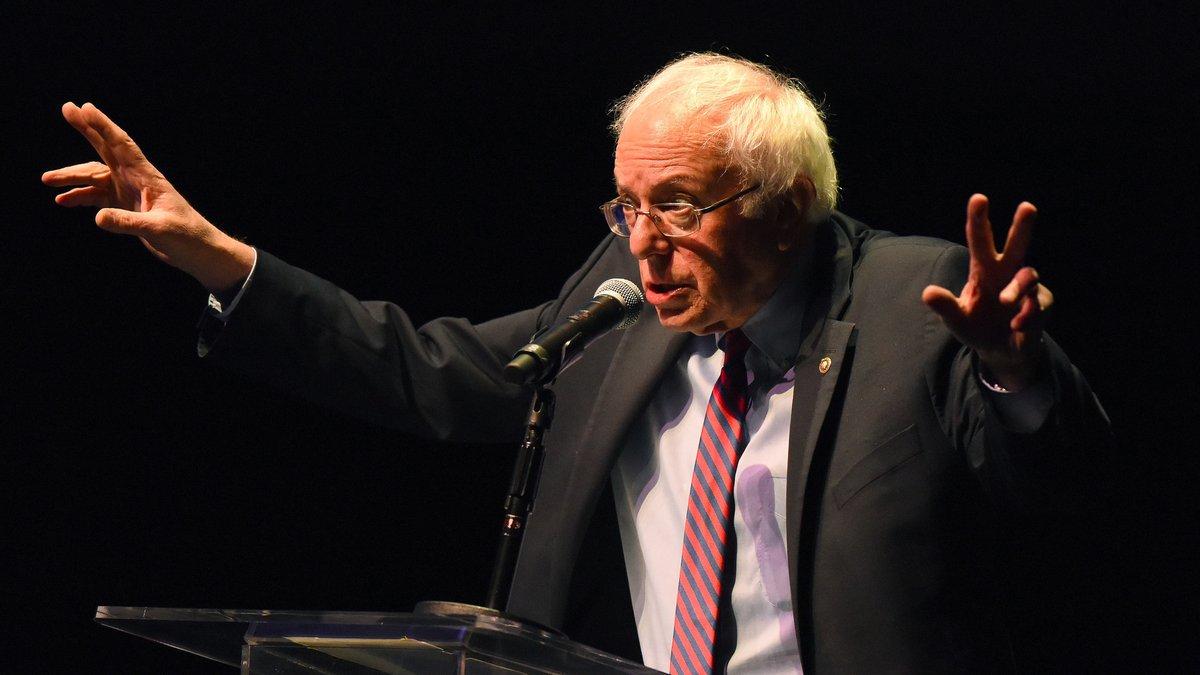 Bernie Sanders skrytykował projekt ubezpieczeń zdrowotnych Donalda Trumpa
