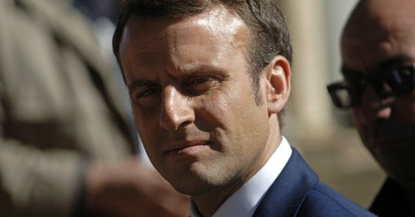 Macron: Rosja jest współodpowiedzialna za działania reżimu w Damaszku