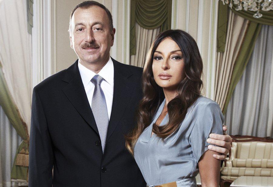 Prezydent Azerbejdżanu mianował swoją żonę… wiceprezydentem