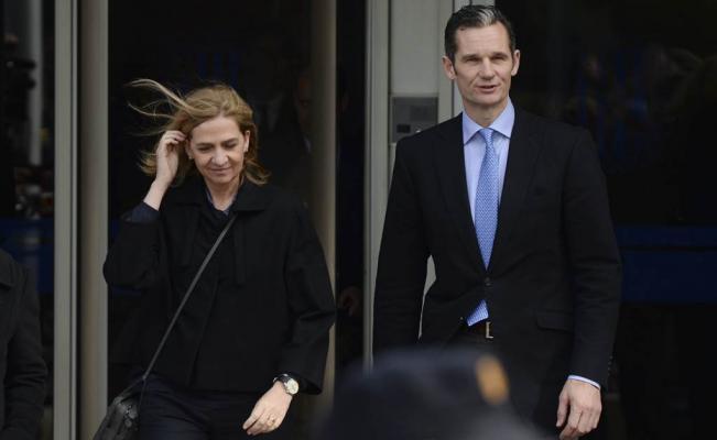 Szwagier króla Filipa VI skazany, księżniczka Cristina uniewinniona!