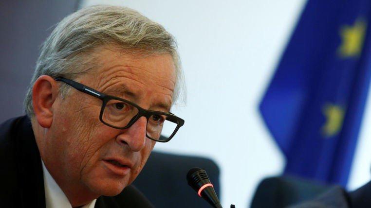"""Jean-Claude Juncker : """"Europa musi oddychać dwoma płucami – wschodnim i zachodnim, w przeciwnym razie dostanie zadyszki"""""""