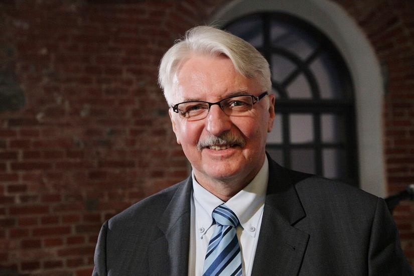 Minister Witold Waszczykowski z wizytą w Waszyngtonie