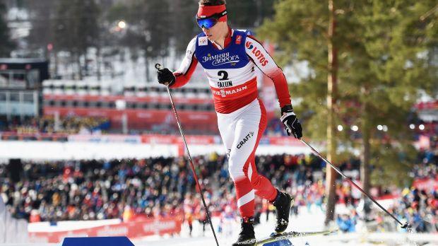 Maciej Staręga odpadł w półfinale sprintu techniką dowolną na MŚ w Lahti