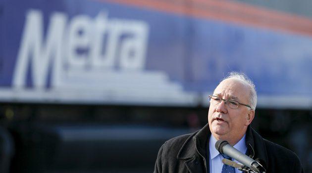Prezes Metry, Don Orseno, przechodzi na emeryturę