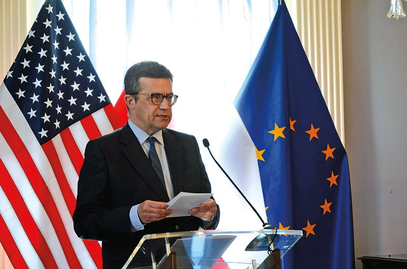 Ambasador Wilczek odpowiada NYTimes