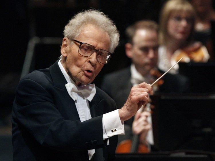 Nie żyje Stanisław Skrowaczewski – ceniony kompozytor i dyrygent