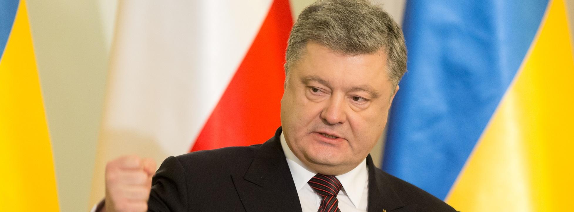 Poroszenko: Działania Gazpromu to polityczna presja