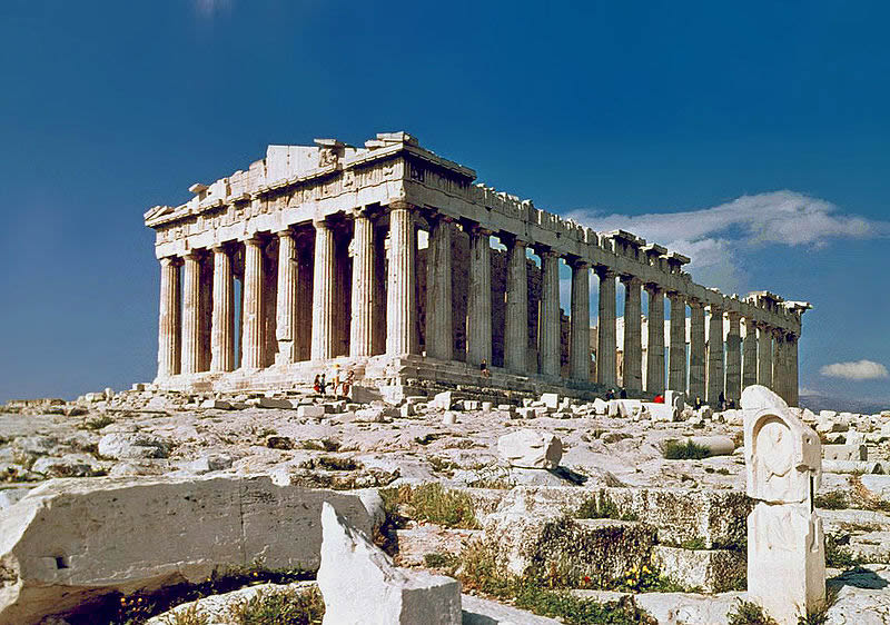 Grecja: Z powodu upałów zamknięto Akropol