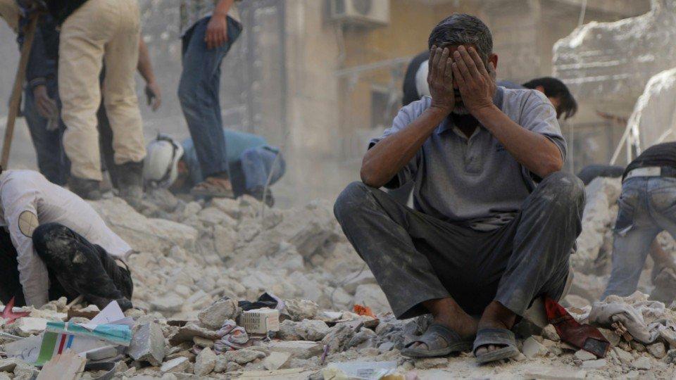 Human Rights Watch: W Aleppo używano broni chemicznej