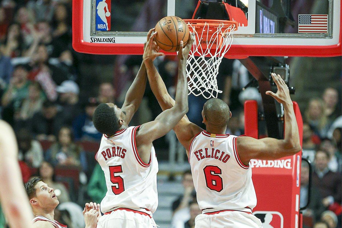 Dramatyczna końcówka meczu Chicago Bulls