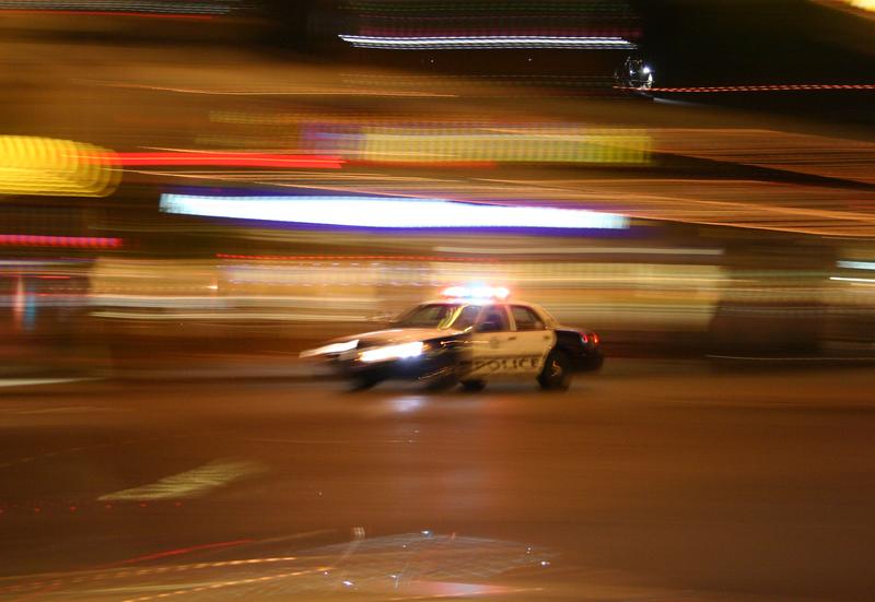 Uciekający przed policją mężczyzna strzelił sobie w głowę