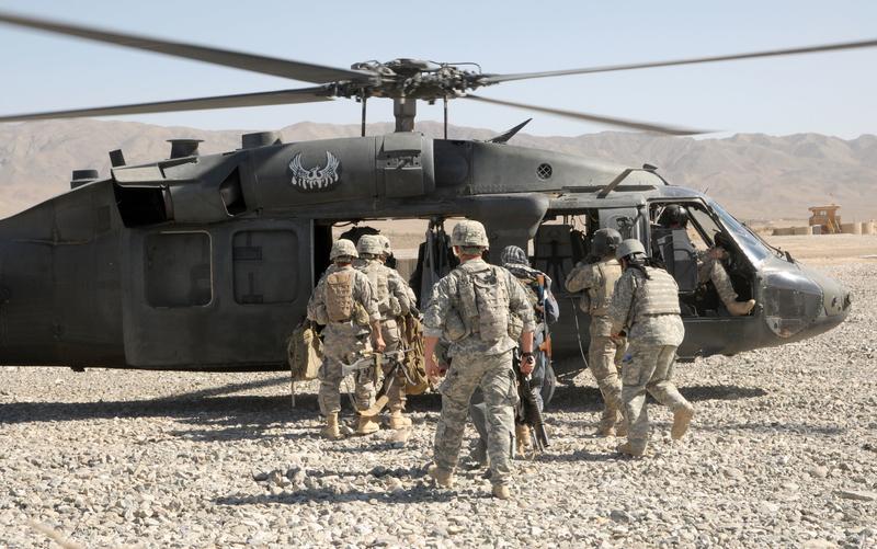 NATO: Musimy wysłać do Afganistanu kilka tysięcy dodatkowych żołnierzy