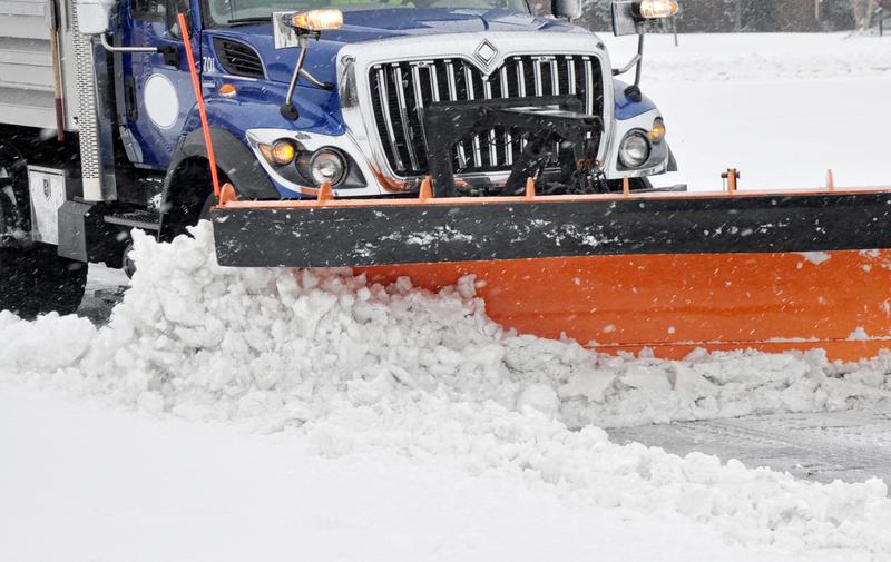 Pług śnieżny potrącił kobietę w Bostonie. 67-latka w stanie krytycznym