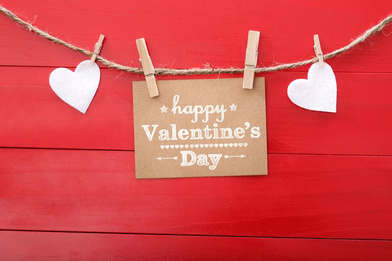 Dzisiaj Walentynki czyli święto zakochanych