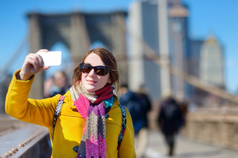 Nawet selfie umieszczone w sieci naraża cię na niebezpieczeństwo!