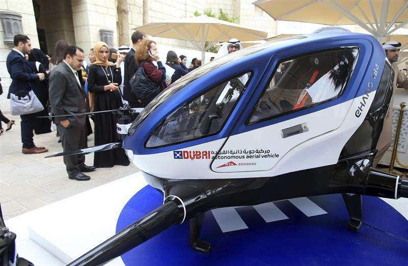 Dubaj: Najlepsze drony świata