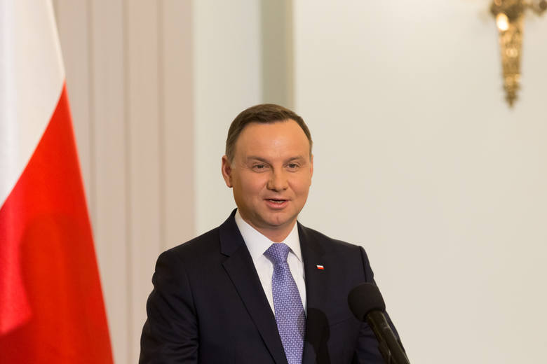 Mija dwa lata od zaprzysiężenia na prezydenta Andrzeja Dudy