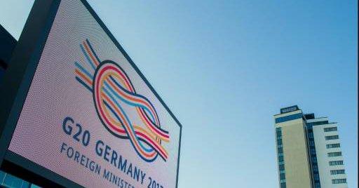 Narada ministrów spraw zagranicznych krajów G20