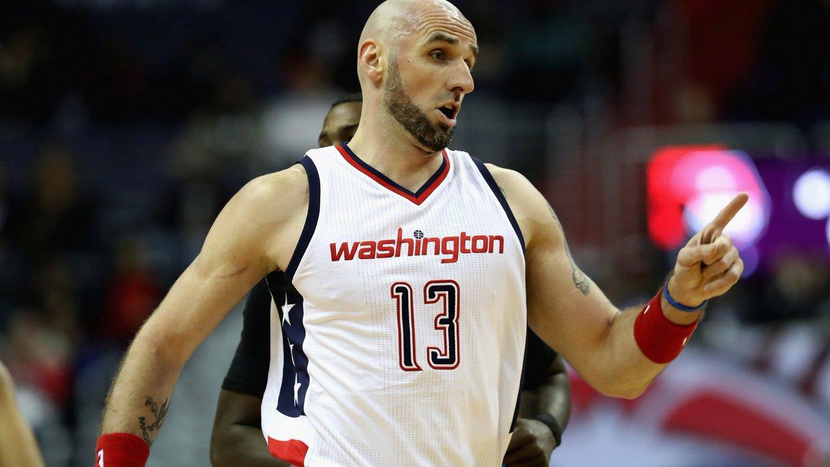 NBA: Zwycięstwo Wizards, 16 punktów Gortata