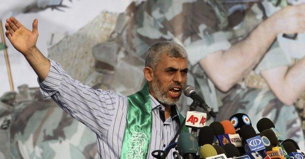 Palestyńska organizacja Hamas z nowym przywódcą