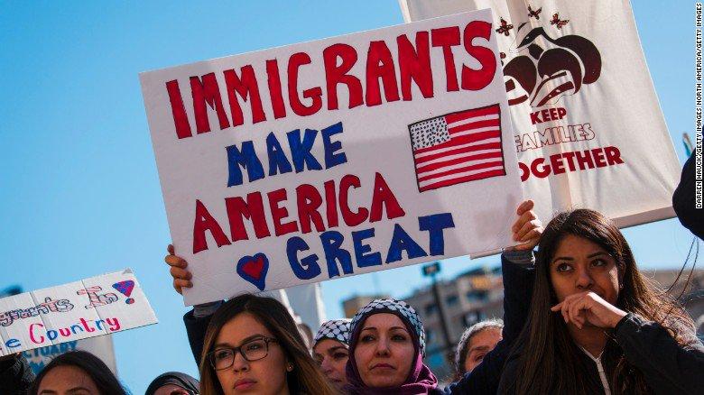 Burmistrz Chicago krytykuje projekt reformy imigracyjnej prezydenta Donalda Trumpa
