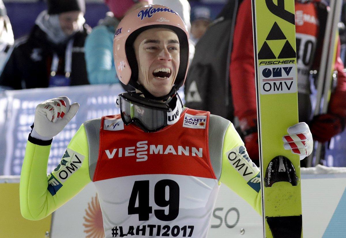Skoki narciarskie – PŚ – Zwycięstwo Krafta, Stoch 4.