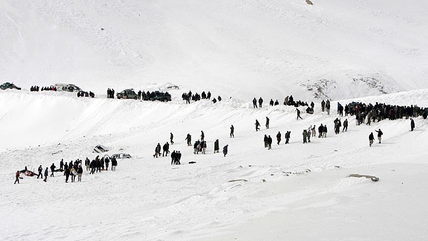 Co najmniej 54 ofiary lawin i śnieżyc w Afganistanie