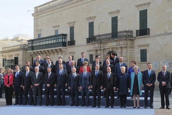 Przywódcy państw UE przyjęli wspólną deklarację w sprawie migracji