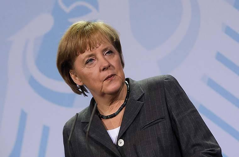 Angela Merkel: Odpowiedzialność za Holokaust ponoszą Niemcy