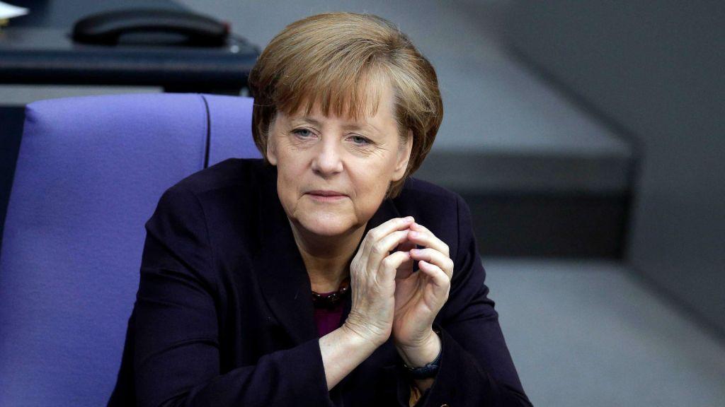 Niemiecki Bundestag wybrał Angelę Merkel na kanclerza