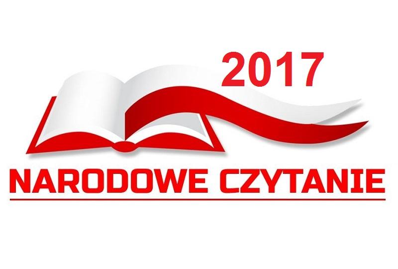 Oddaj głos na lekturę Narodowego Czytania 2017