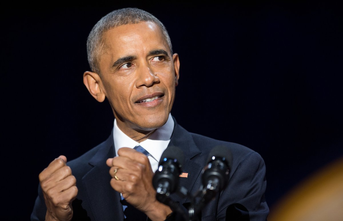 Barack Obama i Chance the Rapper promują akcję MBK