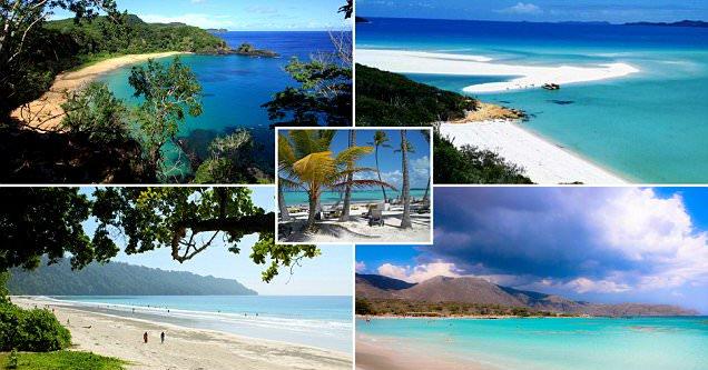 Planujesz wakacje? Oto ranking najpiękniejszych plaż w USA i na świecie