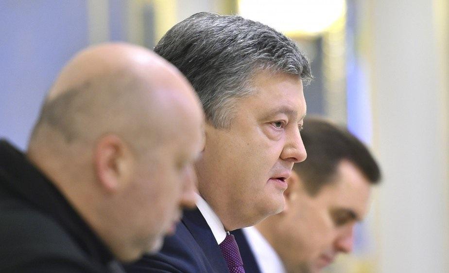Sahryń – Petro Poroszenko złożył hołd zamordowanym Ukraińcom