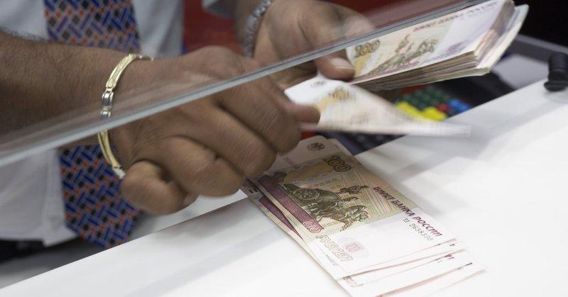 Po amerykańskich zapowiedziach nowych sankcji: Kurs rosyjskiego rubla mocno w dół