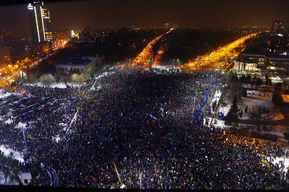 Demonstracje w Rumunii przyniosły skutek – rząd wycofuje nowe rozporządzenie