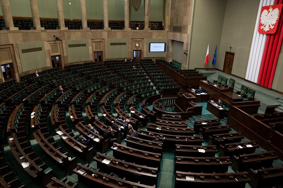 Ustawa o tzw. konfiskacie rozszerzonej przyjęta przez Sejm