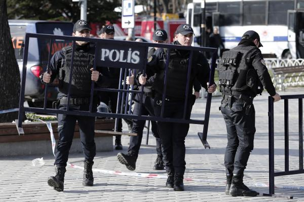 Turcja: Policja aresztowała 84 osoby podczas obchodów Święta Pracy
