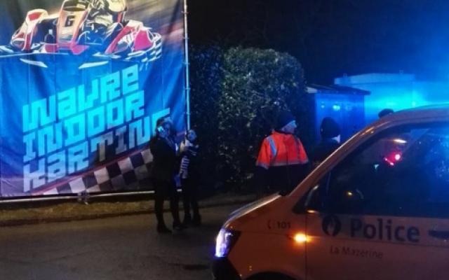 70 osób zatrutych czadem w ośrodku kartingowym w Belgii