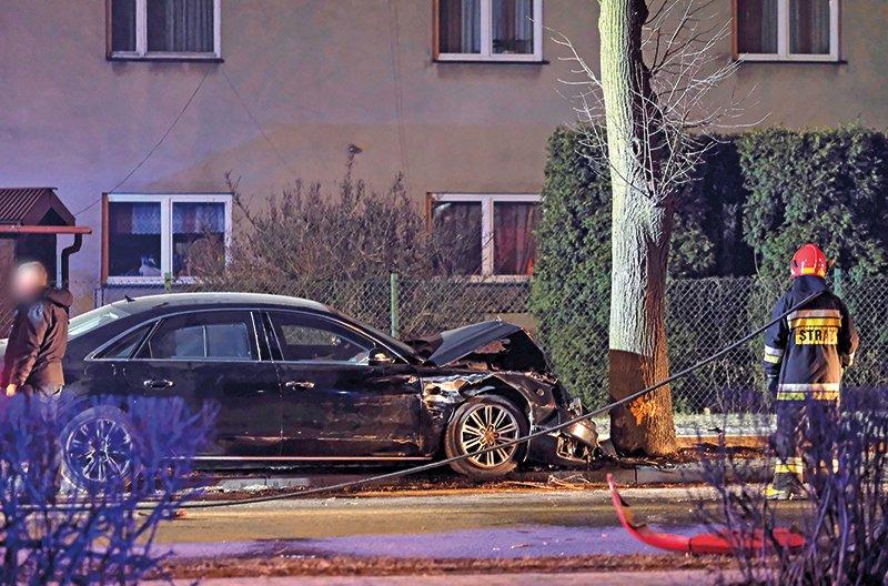 Przesłuchania funkcjonariuszy BOR w sprawie wypadku premier B. Szydło