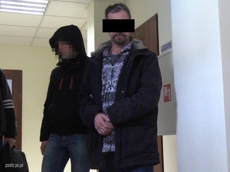 Zatrzymano pedofila z Radomia. To ojciec, który molestował własnego syna