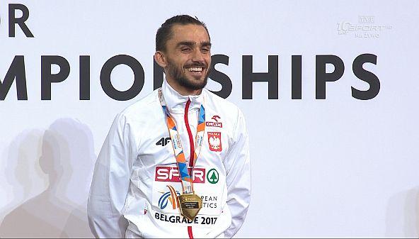 Polscy lekkoatleci wygrali klasyfikację medalową na halowych mistrzostwach Europy!