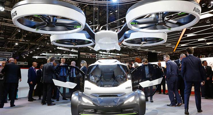 Transportowa rewolucja. Wkrótce polecisz …samochodem (video)