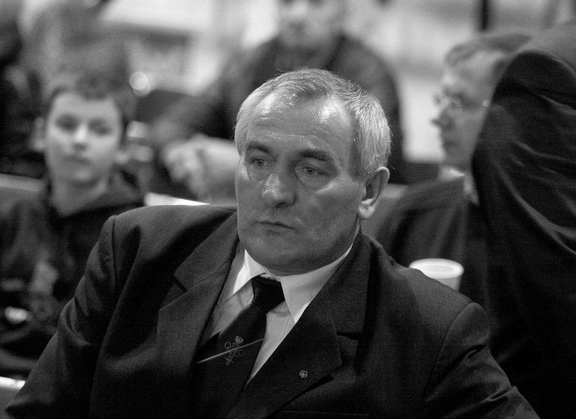 Zmarł Andrzej Biegalski – polski bokser, jedyny mistrz Europy w wadzie ciężkiej
